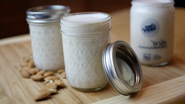 Make-Your-Own Almond Milk Recipe