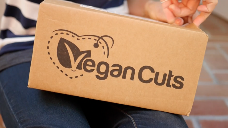 Vegan Cuts Snack Box Delivered Monthly!