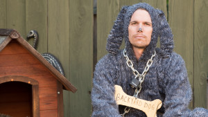 PETA Backyard Dog Halloween Costume