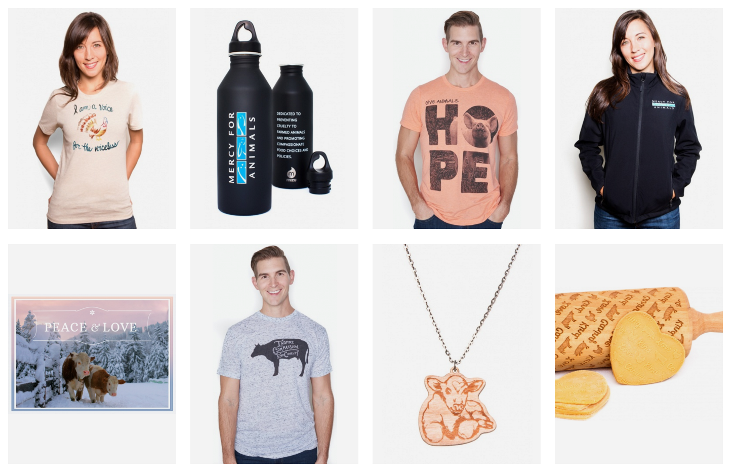 Mercy for Animals discount code