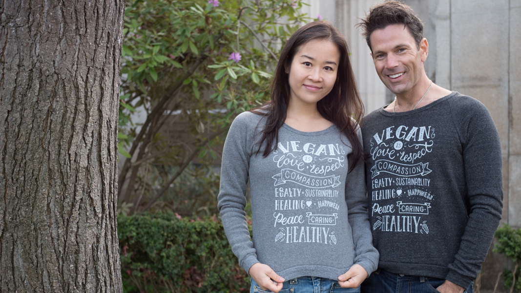 meaningful paws vegan shirts
