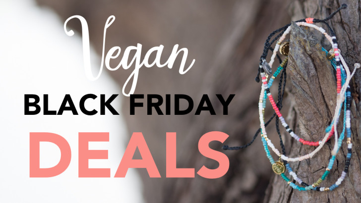 Vegan Black Friday Deals 2015