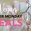 Vegan Cyber Monday Sales 2015