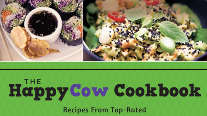 HappyCow Cookbook: Recipes from Vegan Restaurants
