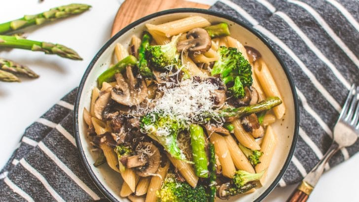 7 Praiseworthy Vegan Pasta Recipes for the Entire Family