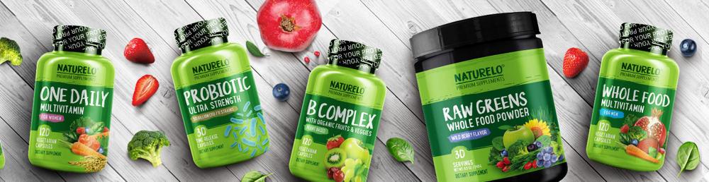 Naturelo Vegan Vitamins | WorldofVegan.com | #nutrition #vitamins #vegan #health #wellness