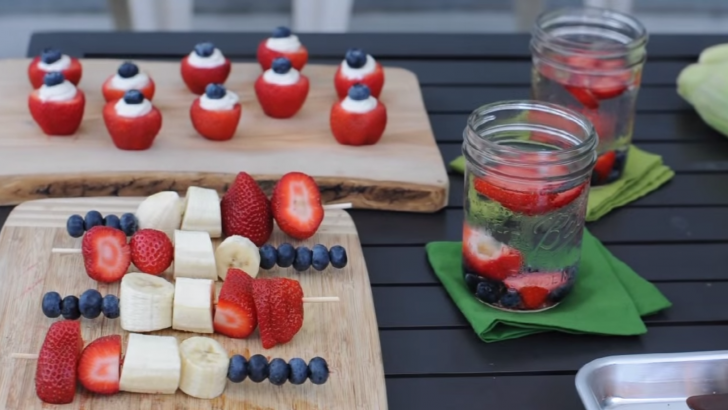 Festive Vegan 4th of July Recipes