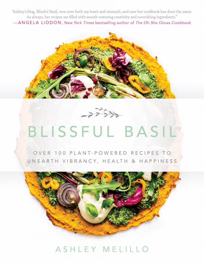 blissful basil vegan cookbook