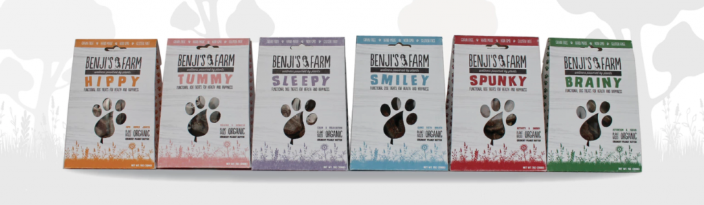 Benji's Farm Vegan Dog Treats
