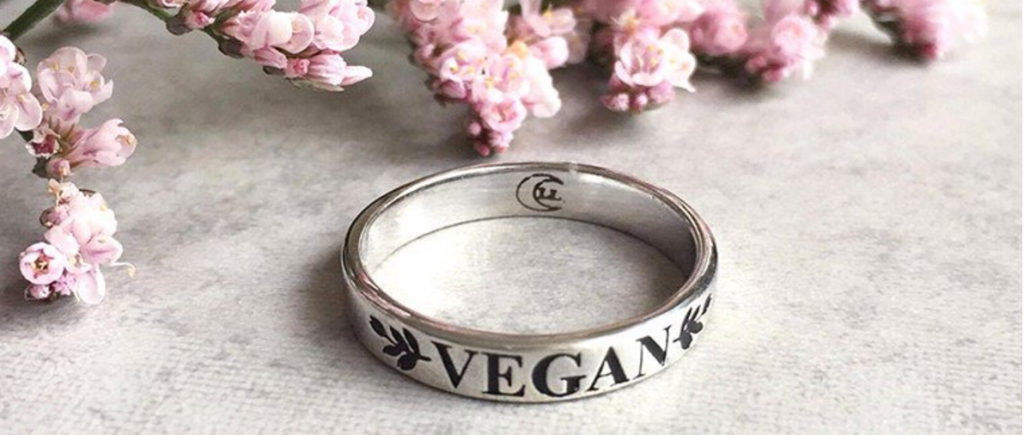 lunalight vegan rings