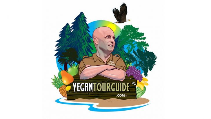Vegan Tour Guide: Lessons & Insights From Mike Knight