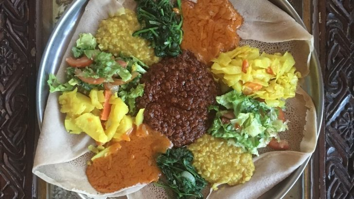 Top 5 Most Vegan-Friendly World Cuisines