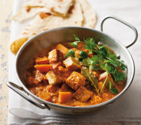 Vegan Slow Cooker Recipe: Red Curry With Tofu