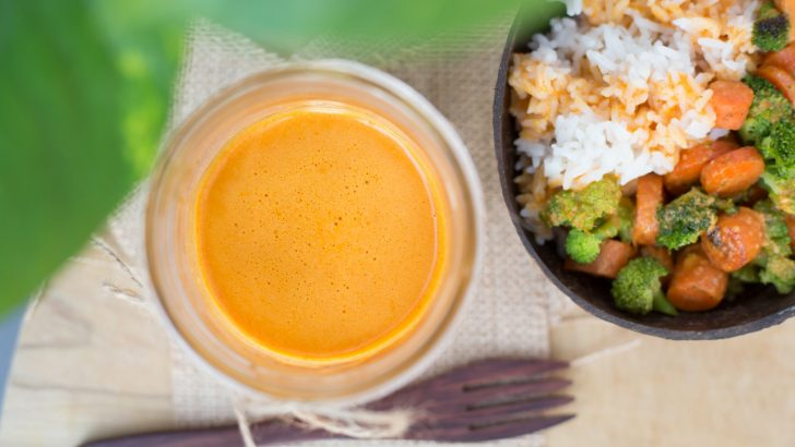 Easy Vegan Panang Curry Sauce