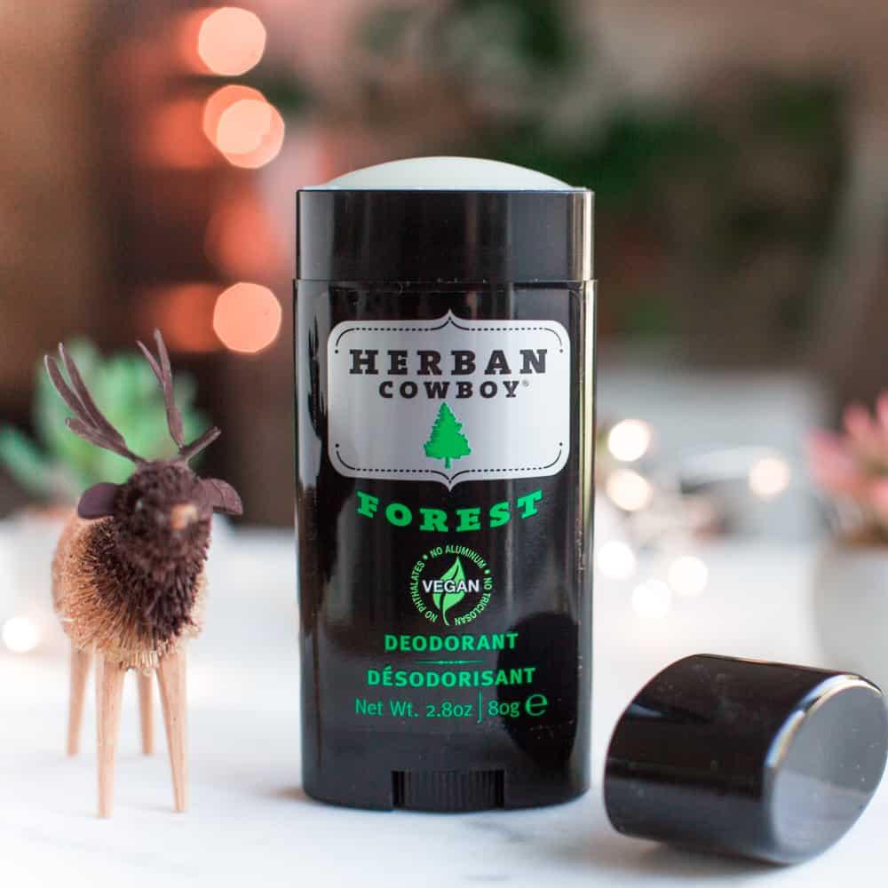 Vegan Deodorant Herban Cowboy | Best Cruelty-Free Deodorant Round-Up | WorldofVegan.com | #vegan #deodorant #crueltyfree #