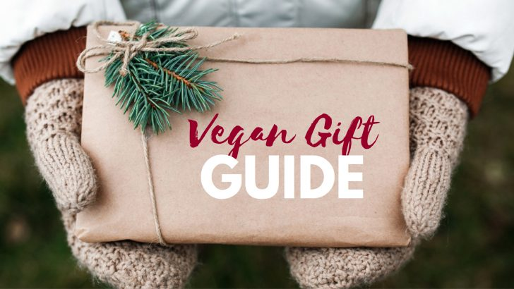 Luxury Vegan Gift Ideas That Any Herbivore Will Love