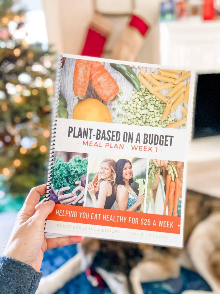 Vegan Meal Plan Challenge | Plant-Based on a Budget | WorldofVegan.com