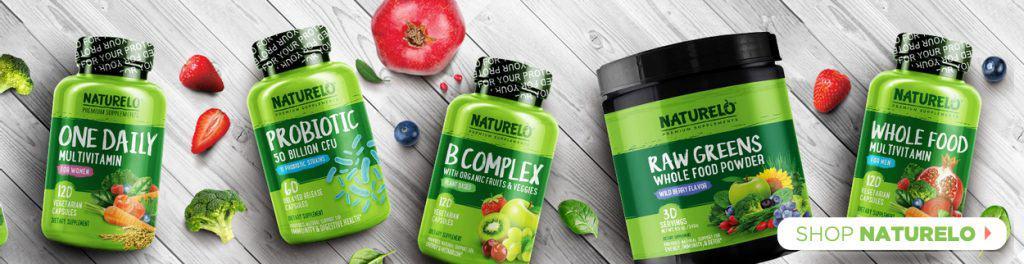 Naturelo Vegan Vitamins | WorldofVegan.com #vegan #vegetarian #vitamins #nutrition #health #wellness #natural