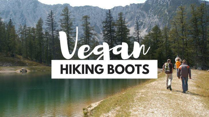 Top 5 Vegan Hiking Boots for Plant-Powered Adventurers