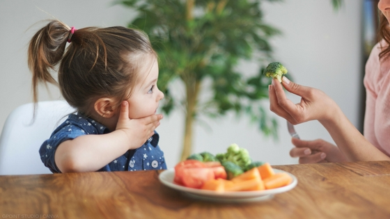 My Toddler Won't Eat Veggies—HELP!