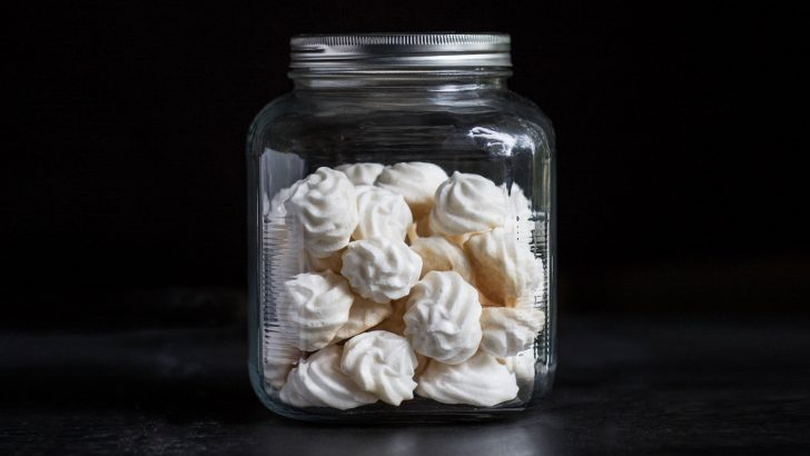 Wicked Healthy Almond Meringue Cookies