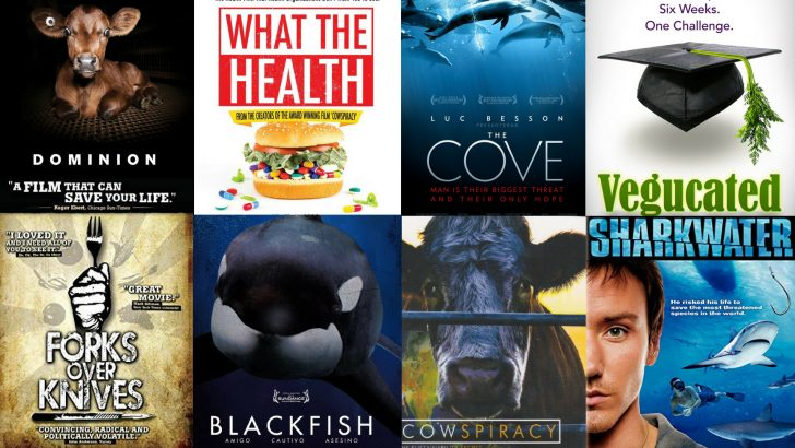 Top 14 Must-See Vegan Documentaries That Will Change You