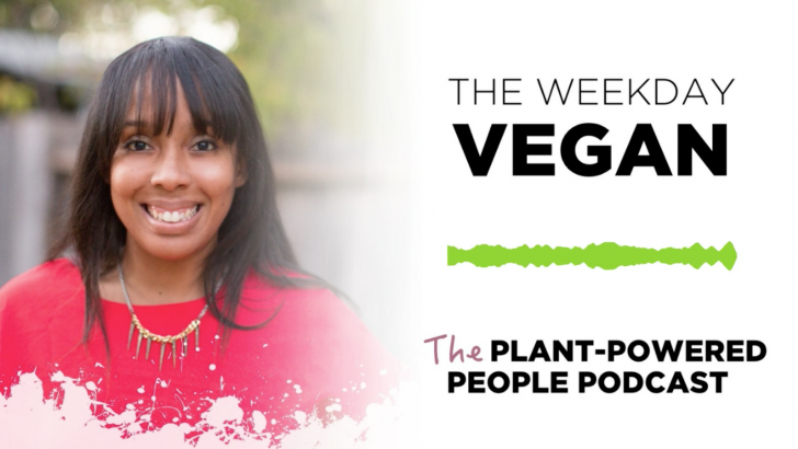 Can't Fathom Saying Goodbye to Meat? Be A Weekday Vegan!