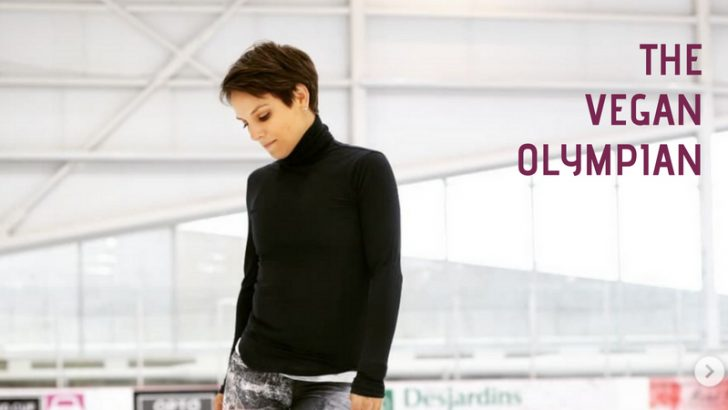 Vegan Olympic Figure Skater Meagan Duhamel Dishes on How She Took Home the Gold On Plants