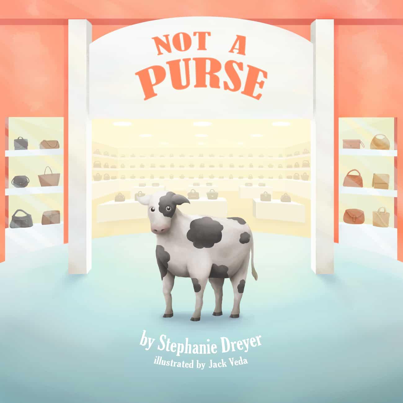 Not a Purse | Vegan Children's Book