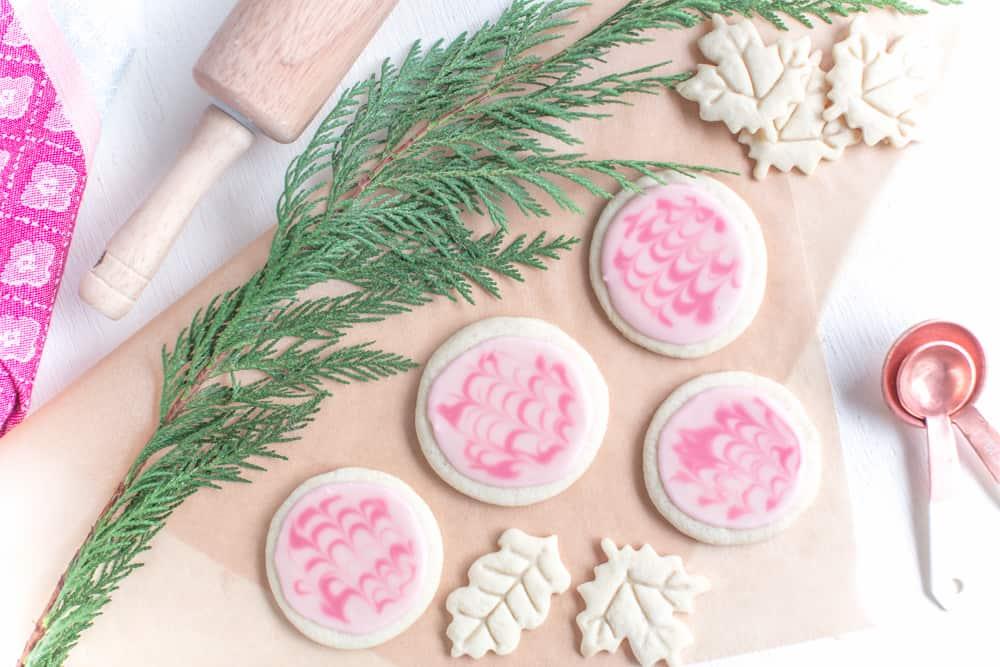 Vegan Sugar Cookies | Easy Holiday Recipe