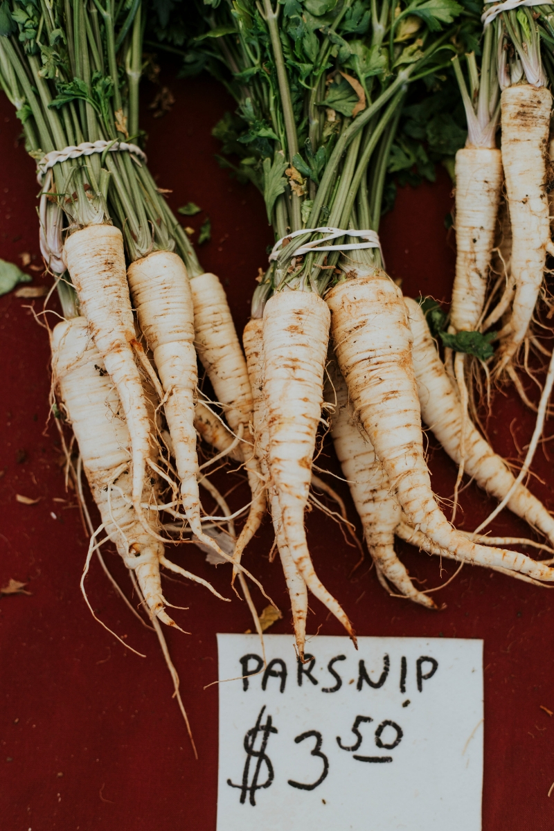 Parsnips | Delicious Winter Squash Soup Recipe | World of Vegan | #vegan #recipe #soup #winter #veggies #parsnip