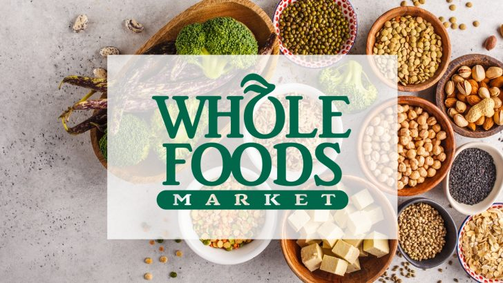 Best of Vegan at Whole Foods Market
