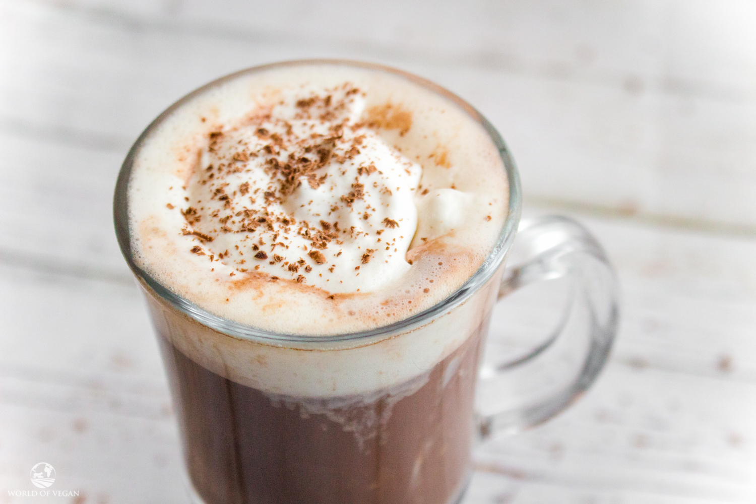 Vegan Fall Desserts: Peppermint Mocha