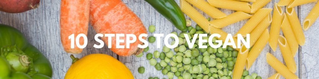 How to Go Vegan Guide: 10 Steps To Becoming Plant-Based | WorldofVegan.com | #vegan #vegetarian