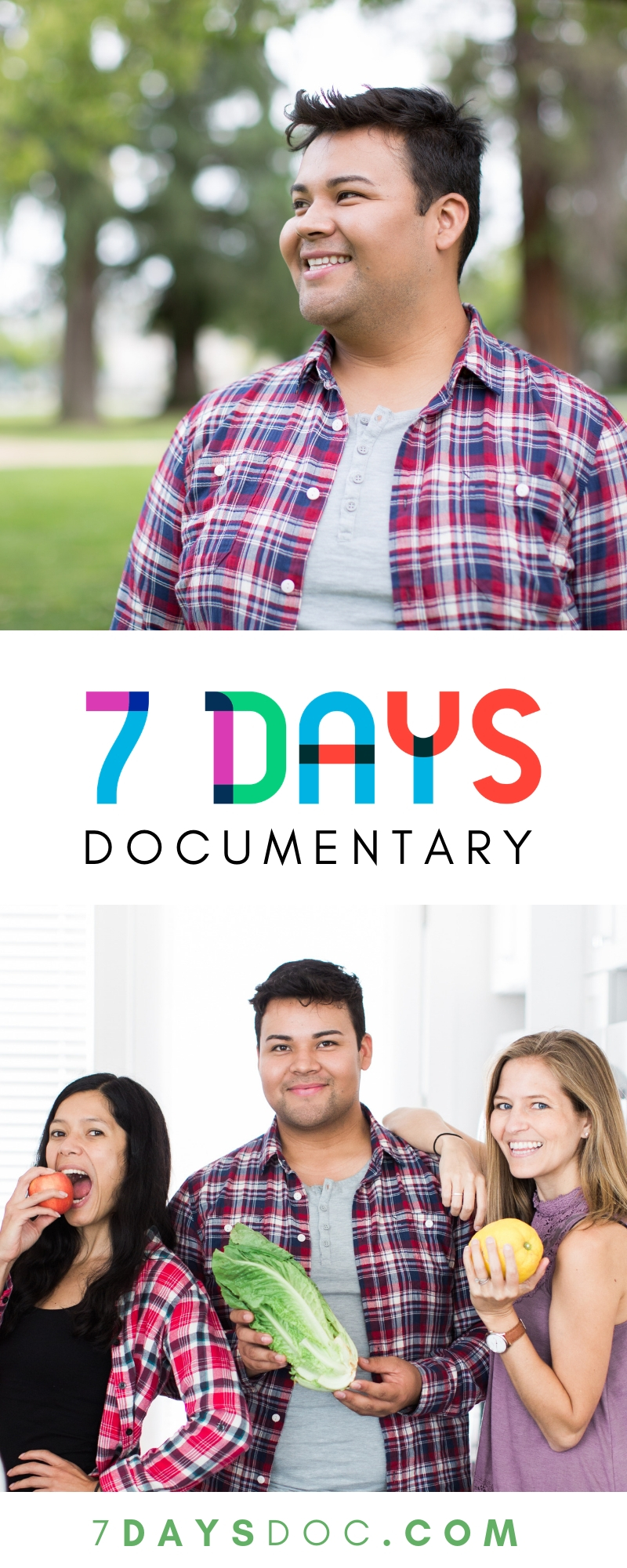 7 Days Documentary | 7 Days Vegan | WorldofVegan.com
