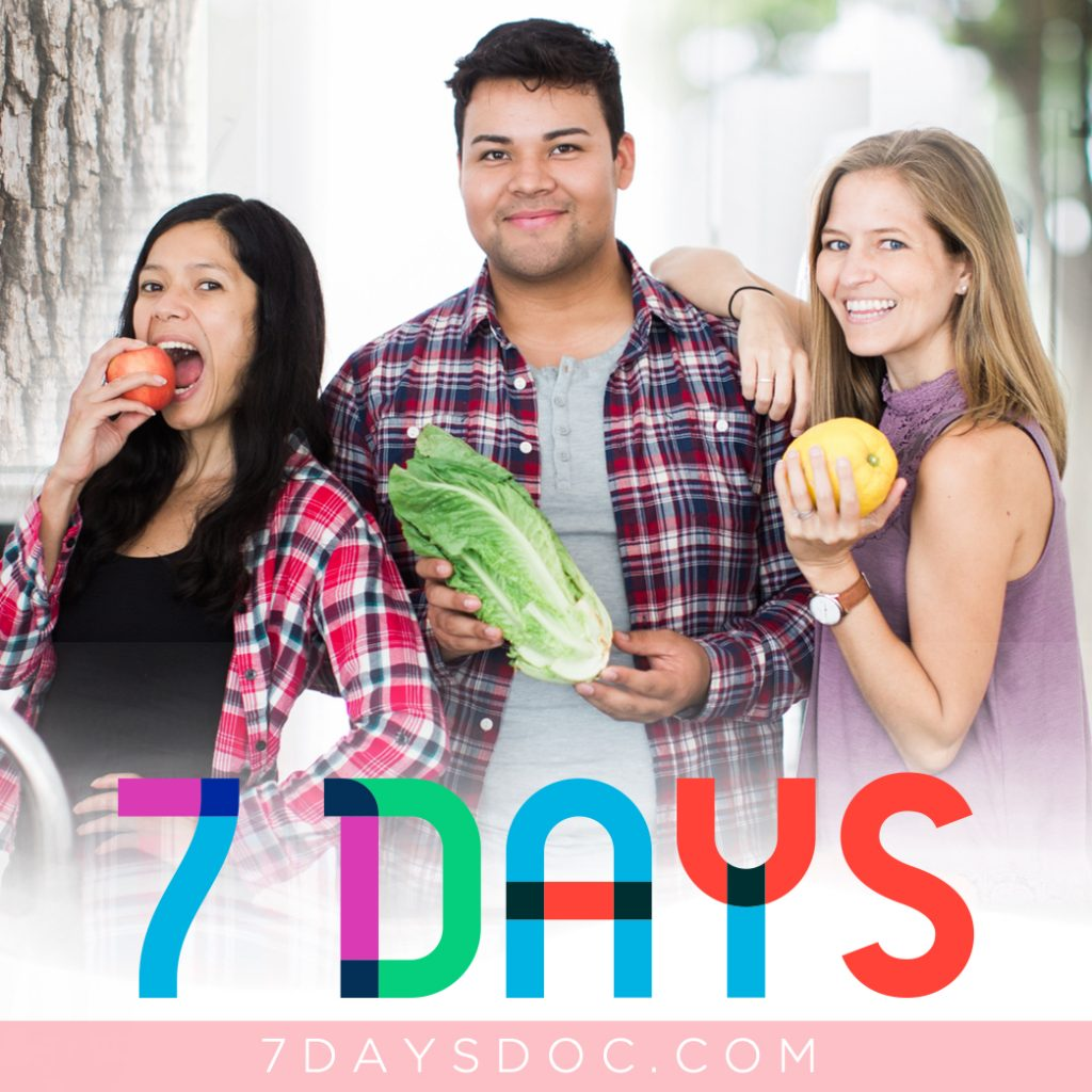 7 Days Documentary: You'll Never Believe What Going Vegan for 7 Days Did for this Man's Health! | WorldofVegan.com | #vegan #documentary #movie #health