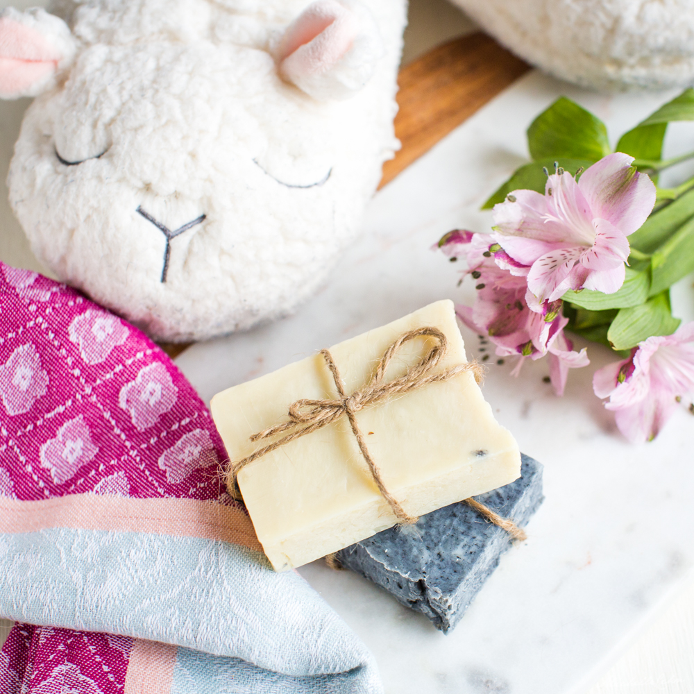 Vegan Gift Guide | Natural Cruelty-Free Soap | WorldofVegan.com