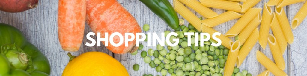Vegan Grocery Shopping Tips | WorldofVegan.com | #vegan #vegetarian #plantbased