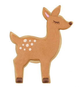Woodland Cookie Cutters | Holiday Gift Ideas | WorldofVegan.com