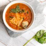 Lasagna Soup Recipe   World of Vegan   #vegan #soup #lasagna #food #winter #cozy #lunch #dinner