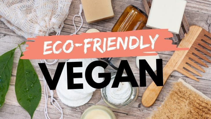 12 Easy Ways to Become A More Eco-Friendly Vegan