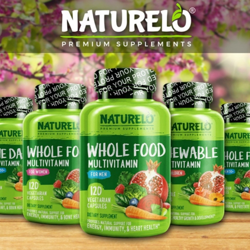 Naturelo Vitamins | World of Vegan
