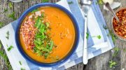 One-Pot Sweet Potato Soup