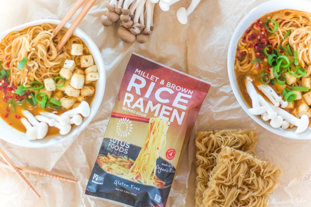 Vegan Ramen Recipe | WorldofVegan.com #ramen #soup #winter #recipe #vegan #vegetarian #dairyfree #worldofvegan