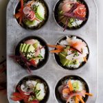 Easy Vegan Sushi Cupcakes | World of Vegan | #sushi #vegan #cupcakes #cakes #worldofvegan #appetizer #party