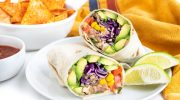 Super-Easy Everyday Vegan Burrito