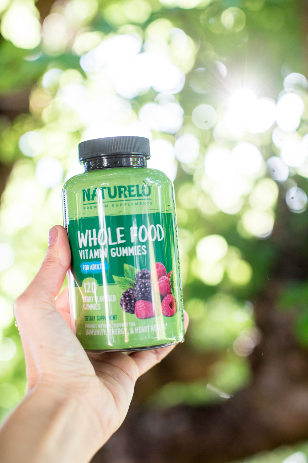 Vegan Vitamins from Naturelo Whole Foods | WorldofVegan.com #vegan #vitamins #naturelo #worldofvegan