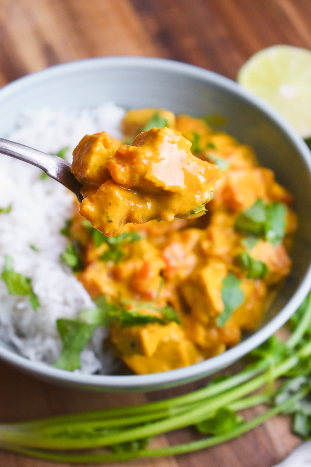 Vegan Butter Chicken | Indian Food Recipe | World of Vegan | #vegan #butter #chicken #indian #food #recipe #worldofvegan