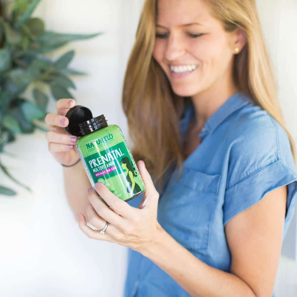 Vegan Prenatal Vitamins from Naturelo | World of Vegan