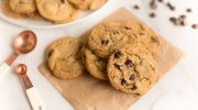 Super-Easy Vegan Chocolate Chip Cookies